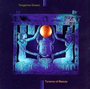 tangerine dream - tyranny of beauty CD 1995 BMG 9 tracks used mint