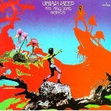 uriah heep - magician's birthday CD 1972 polygram mercury 8 tracks used mint
