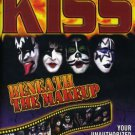 kiss - beneath the makeup DVD 2002 passport used mint