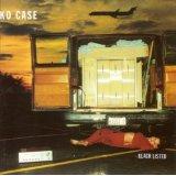 neko case - black listed CD 2002 bloodshot records 13 racks used mint