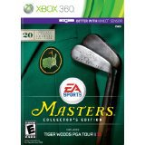 xbox 360 masters collector's edition tiger woods PGA tour 13 new