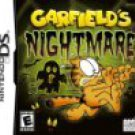 nintendo DS garfield's nightmare 2007 american game factory game only