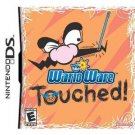 nintendo DS warioware touched 2006 Everyone used game only