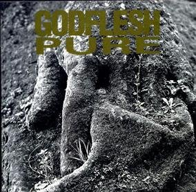 godflesh - pure CD relativity earache 10 tracks used mint