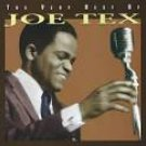 joe tex - very best of joe tex CD 1996 rhino 16 tracks used mint