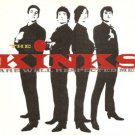kinks - kinks are well respected men CD 2-discs 1987 PRT UK 37 tracks used mint
