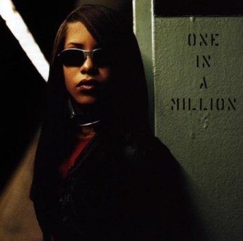 aaliyah - one in a million CD 1996 atlantic BMG Direct 17 tracks used mint