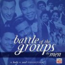 battle of the groups - the men CD 2-discs 2006 time life 30 tracks used mint