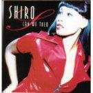 shiro - can we talk CD 1995 BMG scotti bros 10 tracks used