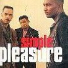 simple pleasure - simple pleasure CD 1992 reprise 11 tracks used mint