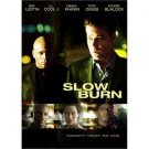 slow burn - ray liotta + ll cool j DVD 2004 lionsgate used mint