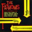 fathoms - fathomless CD 1996 atomic beat 17 tracks used mint