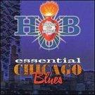 house of blues - essential chicago blues CD 1997 platinum polygram 31 tracks used mint