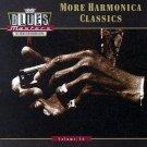 blues masters volume 16 more harmonica classics CD 1998 rhino 16 tracks used mint