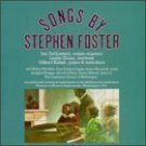 songs by stephen foster - jan degaetani + leslie guinn + gilbert kalish CD 1987 elektra