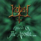 goden - episode of the apostle CD agony france 5 tracks used mint