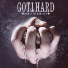 gotthard - need to believe CD 2009 icarus nuclear blast 12 tracks used mint