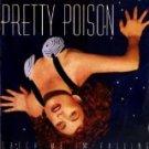 pretty poison - catch me i'm falling CD 1988 virgin UK 10 tracks used mint