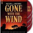 gone with the wind - four-disc collector's edition DVD 2004 warner used