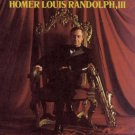 homer louis randolph III CD 1991 sony 10 tracks used mint