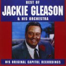 best of jackie gleason & his orchestra CD 1993 curb 10 tracks used mint
