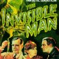 invisible man - gloria stuart + claude rains VHS 1999 universal used mint