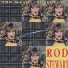 rod stewart - magic collection CD ARC 2 tracks used mint
