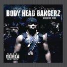 roy jones jr. presents body head bangerz volume one CD 2004 universal 16 tracks used mint