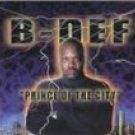 B-DEF - prince of the city CD 1999 kamikaze 17 tracks used