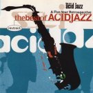 best of acid jazz a five year retrospective - various artists CD 1995 instinct 12 tracks used mint