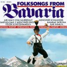 folk songs from bavaria CD 1989 delta 18 tracks used mint