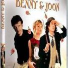 benny & joon - johnny depp + mary stuart masterson + aidan quinn DVD NTSC 1993 MGM new