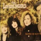 lovemongers - battle of evermore CD 1992 capitol 4 tracks used mint