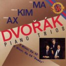 dvorak piano tros - yo yo ma, young uck kim, emanuel ax CD 1988 CBS used mint