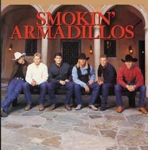 smokin' armadillos - smokin' armadillos CD 1996 curb records 12 tracks used mint