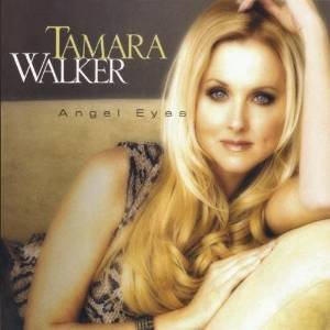 tamara walker - angel eyes CD 2002 curb 9 tracks used mint