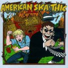 american ska-thic - various artists CD jump up 22 tracks used mint