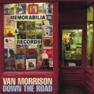 van morrison - down the road CD 2002 exile universal 15 tracks used mint