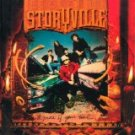 storyville - a piece of your soul Cd 1996 warner atlantic 11 tacks used mint