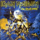 iron maiden - live after death CD 1985 capitol EMI used mint