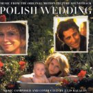 polish wedding - music from original motion picture soundtrack CD 1998 milan