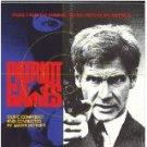 patriot games - music from original motion picture soundtrack - james horner CD 1992 milan