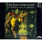 king's delight: 17th Century Ballads for Voice & Violin Band - king's noyse CD 1994 harmonia mundi