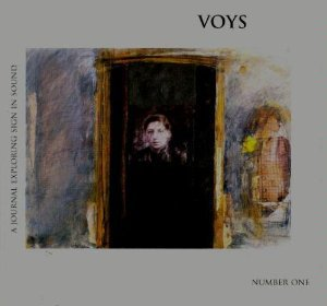 voys - number one - raymond federman CD 1997 voys used mint