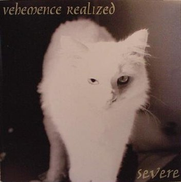 vehemence realized - severe CD 1999 palace of worms 9 tracks used mint