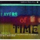 reinhard flatischler - megadrums: layers CD 1996 ellipsis arts 9 tracks used