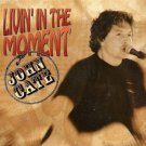 john cate - livin' in the moment CD 2004 american music partners 11 tracks used mint