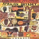 putumayo presents african odyssey CD 2001 10 tracks used