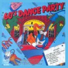 60's dance party - various artists CD 1987 dominion 14 tracks used mint