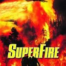 superfire - D.B. sweeney + diane farr vhs lions gate 99 minutes used mint